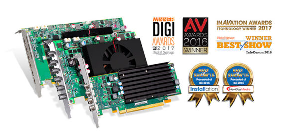 Matrox-C-Series-Award-Winning-Graphics-Cards